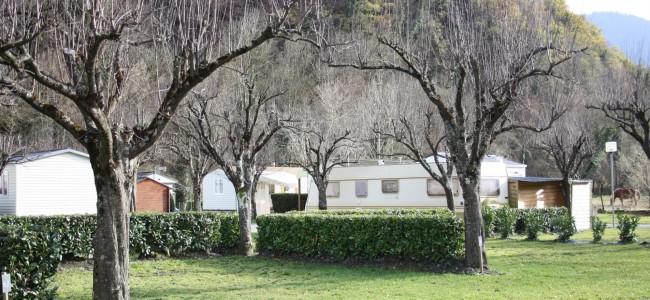 Tarifs camping